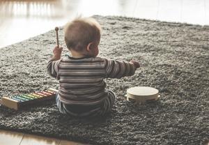 Atelier parent-enfant poeme en coton
