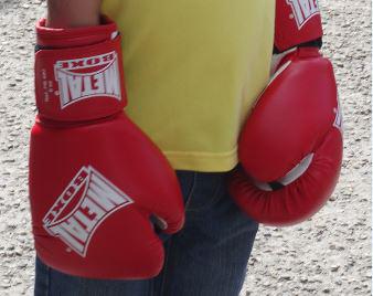 Boxe enfant Biganos Bassin d'Arcachon