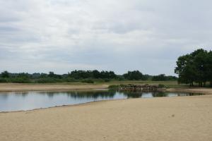 Bassin baignade enfant au Teich