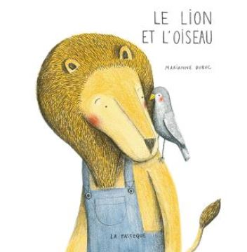 livres-jeunesse-le-lion-et-loiseau